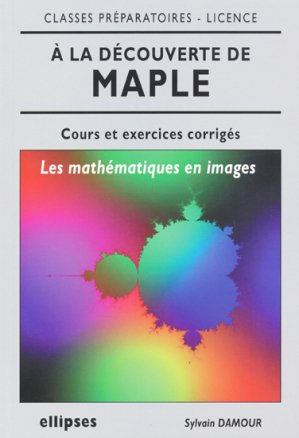 À la découverte de MAPLE-ellipses-9782729822996