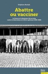 Abattre ou vacciner
