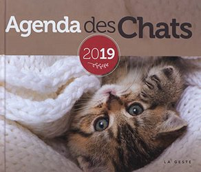 Agenda des chats 2019