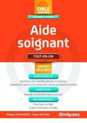 Aide-soignant - Concours 2015-2016