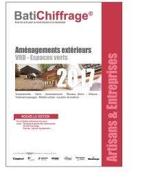 Aménagements extérieurs 2017-batichiffrage-9782358060943