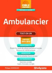 Ambulancier - Tout-en-un