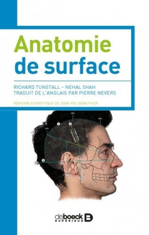 Anatomie de surface-de boeck superieur-9782804188146