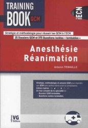 Anesthésie, réanimation