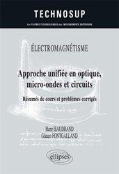 Approche unifiée en optique, micro-ondes et circuits