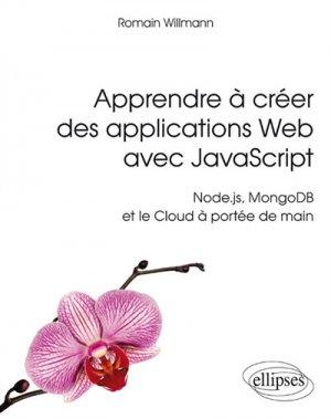 Apprendre à créer des applications Web avec JavaScript-ellipses-9782340016781
