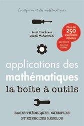 Applications des mathématiques la boîte à outils