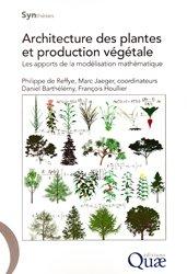 Architecture des plantes et production végétale