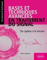 Bases et techniques avancées en traitement du signal