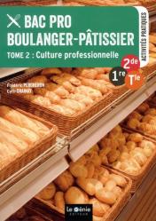 Bac pro Boulanger-Pâtissier-le genie-9782375630761