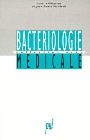 Bactériologie médicale-presses universitaires de lyon-9782729705671