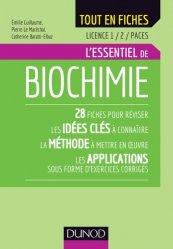 Biochimie - Licence 1 et 2