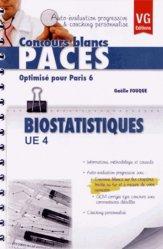 Biostatistiques UE4 (Paris 6)