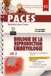 Biologie de la reproduction Embryologie optimisé pour Tours