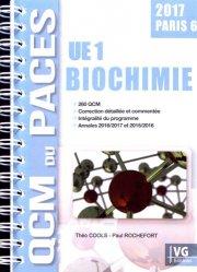 Biochimie UE1 - Paris 6