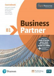 Business partner, B1 : coursebook
