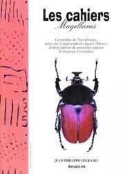 Cetoniidae de l'Est Africain, notes sur Compsocephalus bayeri (Moser) et descriptions de nouvelles espèces