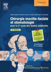 Chirurgie maxillo-faciale et stomatologie-elsevier / masson-9782294743221
