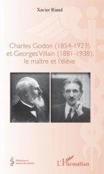 Charles Godon (1854-1923) et Georges Villain (1881-1938),