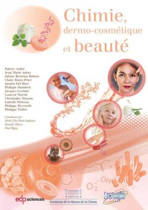 Chimie, dermo-cosmétique et beauté-edp sciences-9782759820771