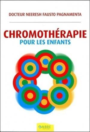 Chromothérapie pour les enfants-ambre -9782846390880