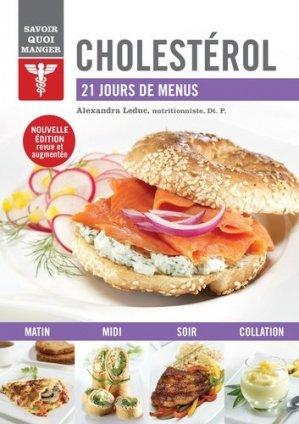 Cholestérol-modus vivendi (canada)-9782897760014