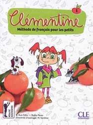 Clémentine 1 - Méthode de français Primaria, avec 1 DVD
