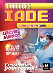 Concours IADE en fiches mémos