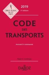 Code des transports 2018, annoté et commenté