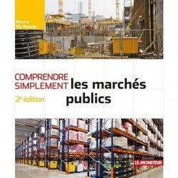 Comprendre simplement les marchés publics-le moniteur-9782281132168