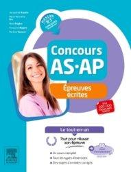 Concours AS/AP épreuves écrites