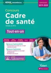 Concours Cadre de santé - Entrée en IFCS - Tout-en-un