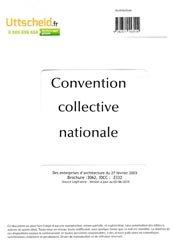 Convention collective nationale architecte 2016 grille - Grille salaire contractuel education nationale ...
