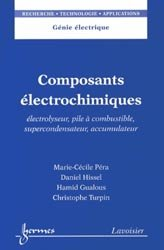 Composants électrochimiques