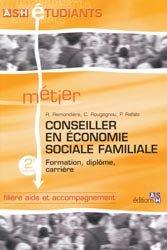 Conseiller en économie sociale familiale