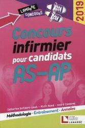 Concours infirmier pour candidats AS-AP 2019