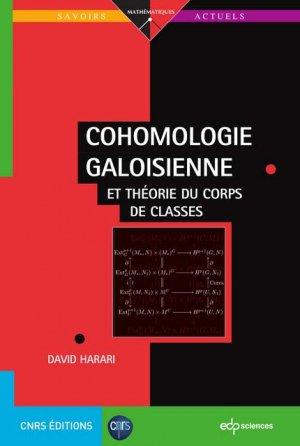 Cohomologie galoisienne-edp sciences-9782759820665