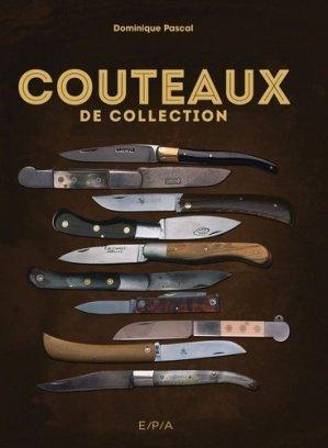 Couteaux de collection-epa-9782851208958