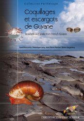 Coquillages et escargots de Guyane-biotope / publications scientifiques du mus�um-9782914817189