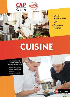 Cuisine - CAP Cuisine-nathan-9782091647913