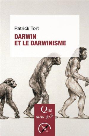 Darwin et le Darwinisme-puf-9782130787693