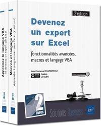 Devenez un expert sur Excel : fonctionnalités avancées, macros et langage VBA