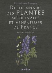 Dictionnaires les plantes médicinales et vénéneuses de France