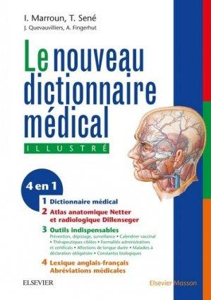 Dictionnaire médical-elsevier / masson-9782294743573