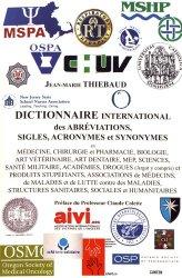 Dictionnaire internationnal des abréviations, sigles, acronymes et synonymes