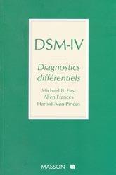 Dsm Iv Diagnostics Différentiels Michael Bfirst Allen Frances