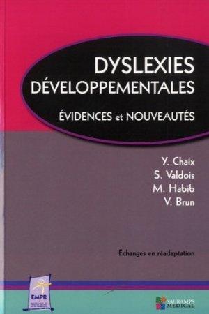 Dyslexies développementales-sauramps medical-9791030301083