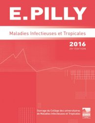 E.PILLY - Maladies infectieuses et tropicales 2016