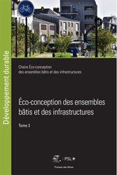Eco-conception des ensembles bâtis et des infrastructures
