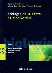 Écologie de la santé et biodiversité